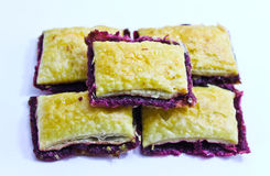 κομματιάστε την πίτα Στοκ Εικόνες