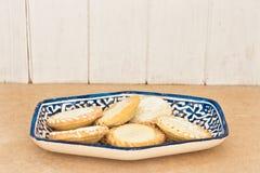 κομματιάστε τις πίτες Στοκ Εικόνα