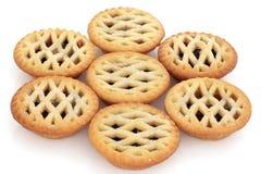 κομματιάστε τις πίτες Στοκ εικόνες με δικαίωμα ελεύθερης χρήσης