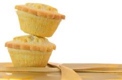 κομματιάστε τις πίτες Στοκ Εικόνες