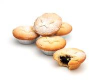 κομματιάστε τις πίτες Στοκ Φωτογραφίες