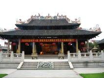 Κομφουκιανικός ναός της Κίνας στοκ φωτογραφίες