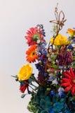 κομψά λουλούδια Στοκ φωτογραφία με δικαίωμα ελεύθερης χρήσης