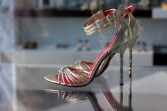 κομψά παπούτσια Στοκ Φωτογραφίες