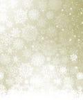 Κομψά Χριστούγεννα με snowflakes. EPS 8 απεικόνιση αποθεμάτων