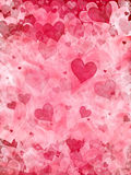 κομψές καρδιές ανασκόπησης Στοκ εικόνες με δικαίωμα ελεύθερης χρήσης