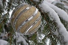 Κομψή ανασκόπηση χριστουγεννιάτικων δέντρων Στοκ εικόνα με δικαίωμα ελεύθερης χρήσης