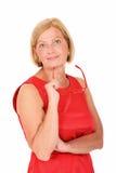 Κομψή γυναίκα Στοκ Φωτογραφία