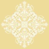 Κομψή διανυσματική διακόσμηση στο κλασικό ύφος Στοκ Φωτογραφία