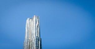 8 κομψός ουρανοξύστης οδών (πύργος Beekman) Στοκ Εικόνα