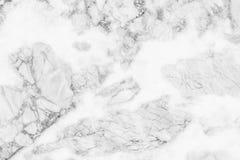 κομψό άσπρο μαρμάρινο αφηρημένο υπόβαθρο σύστασης Στοκ Εικόνες