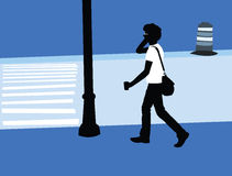 κομψό άτομο Στοκ φωτογραφίες με δικαίωμα ελεύθερης χρήσης