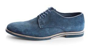 Κομψό αρσενικό παπούτσι Στοκ εικόνες με δικαίωμα ελεύθερης χρήσης