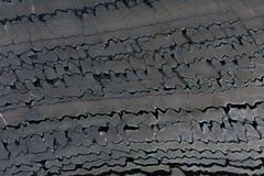 Κομψό γκρι πολυτέλειας με το μαύρο quartzite γραμμών υπόβαθρο πετρών, σύσταση, σχέδιο στοκ φωτογραφία με δικαίωμα ελεύθερης χρήσης