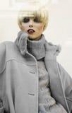 κομψό θηλυκό μανεκέν Στοκ φωτογραφία με δικαίωμα ελεύθερης χρήσης