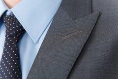 κομψό μοντέρνο κοστούμι Επιχείρηση, neckline, κλασσικό, κομψότητα στοκ εικόνες