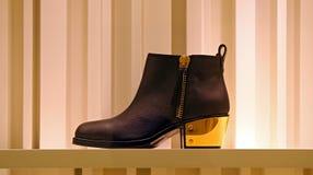 Κομψό παπούτσι για τις κυρίες στοκ εικόνες