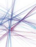 κομψό fracta Στοκ Εικόνες