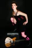 κομψό rocker Στοκ φωτογραφία με δικαίωμα ελεύθερης χρήσης
