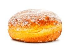 κονιοποιημένη doughnut ζάχαρη Στοκ Φωτογραφία