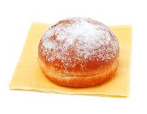 κονιοποιημένη doughnut ζάχαρη Στοκ Εικόνες