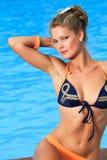 κοντά στην κολυμπώντας γ&upsilo Στοκ εικόνες με δικαίωμα ελεύθερης χρήσης
