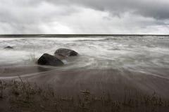 κοντά στη θύελλα Στοκ Εικόνες