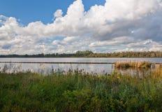 κοντινή όχθη ποταμού ολλα&n Στοκ Φωτογραφία
