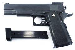 Κοντό πυροβόλο όπλο Στοκ Φωτογραφία