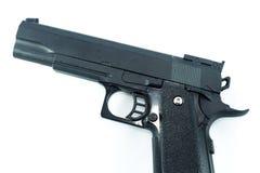 Κοντό πυροβόλο όπλο Στοκ εικόνες με δικαίωμα ελεύθερης χρήσης