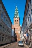 Κοπεγχάγη Δανία Κέντρο σύγχρονης τέχνης Nikolaj Στοκ Εικόνες