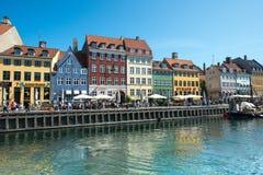 Κοπεγχάγη Δανία Στοκ Φωτογραφία