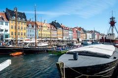 Κοπεγχάγη Δανία Στοκ φωτογραφία με δικαίωμα ελεύθερης χρήσης