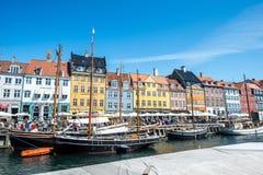Κοπεγχάγη Δανία Στοκ εικόνα με δικαίωμα ελεύθερης χρήσης