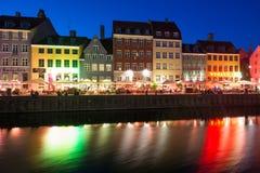 Κοπεγχάγη Δανία Στοκ φωτογραφίες με δικαίωμα ελεύθερης χρήσης