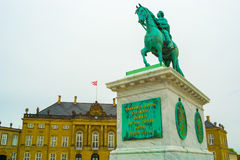 Κοπεγχάγη Δανία Στοκ Εικόνα