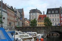 Κοπεγχάγη Στοκ Φωτογραφίες