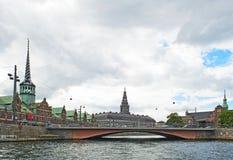 Κοπεγχάγη Στοκ εικόνες με δικαίωμα ελεύθερης χρήσης