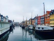 Κοπεγχάγη Στοκ εικόνα με δικαίωμα ελεύθερης χρήσης
