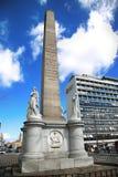 ΚΟΠΕΓΧΑΓΗ, ΔΑΝΙΑ - 16 ΑΥΓΟΎΣΤΟΥ 2016: Το μνημείο ελευθερίας είναι π Στοκ Εικόνα