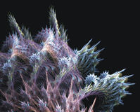 κοράλλι μαλακά Στοκ φωτογραφίες με δικαίωμα ελεύθερης χρήσης