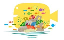 κοράλλι Στοκ εικόνα με δικαίωμα ελεύθερης χρήσης