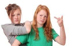 κορίτσια άτακτα στοκ φωτογραφία με δικαίωμα ελεύθερης χρήσης
