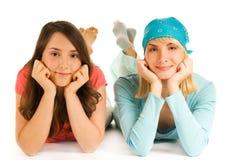κορίτσια εφηβικά στοκ φωτογραφία με δικαίωμα ελεύθερης χρήσης