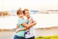 κορίτσια λίγο πορτρέτο Στοκ Εικόνες