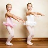 κορίτσια μπαλέτου στοκ εικόνα με δικαίωμα ελεύθερης χρήσης