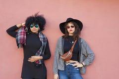 κορίτσια μόδας Στοκ φωτογραφίες με δικαίωμα ελεύθερης χρήσης