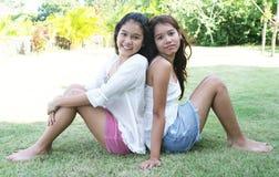 κορίτσια Ταϊλάνδη Στοκ Εικόνες