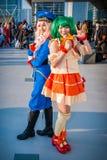 Κορίτσια Cosplay στο Τόκιο Στοκ Εικόνες