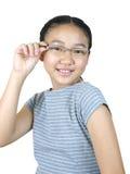κορίτσι έξυπνο Στοκ φωτογραφία με δικαίωμα ελεύθερης χρήσης